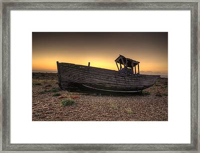 Rested Five Framed Print by Jason Green