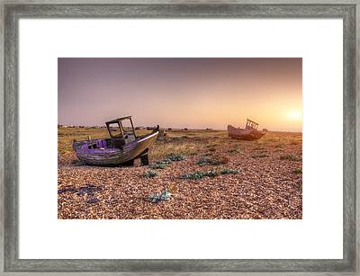 Rested Two Framed Print by Jason Green