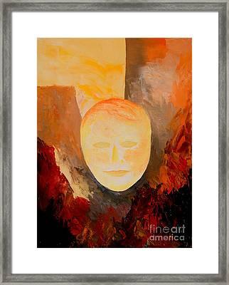 Resurrection Framed Print by Larry Martin