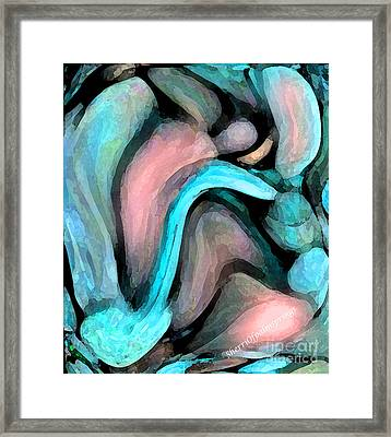Resurrection Framed Print by Sherri's Of Palm Springs