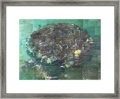 Resurrection - Uss Arizona Memorial Framed Print