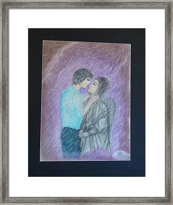 Resuscitate Framed Print