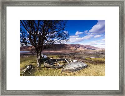 Retired Framed Print by Karl Normington
