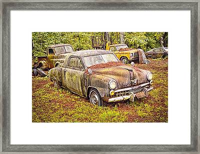 Retirement Home Framed Print