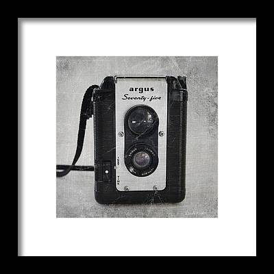 Camera Art Framed Prints