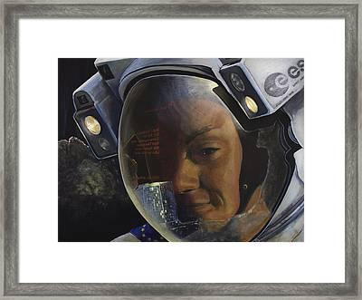 Return To Philae Framed Print by Simon Kregar