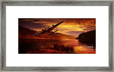 Reunion At Derwent Framed Print