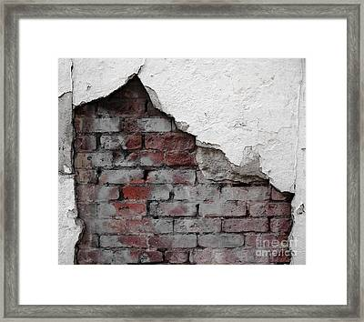Revealed Framed Print by Ethna Gillespie