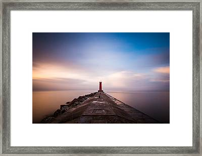 Revelations Framed Print by Daniel Chen