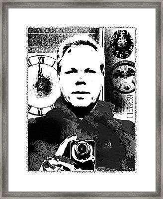 Revelatory Perception Framed Print by Glenn McCarthy Art and Photography