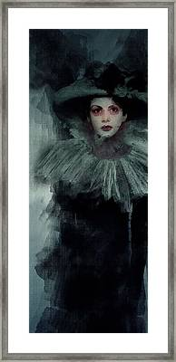Revenant Shade Framed Print