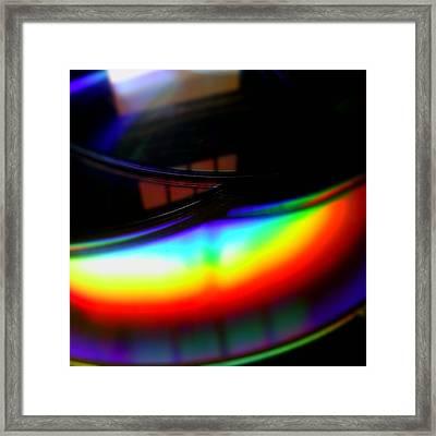 Reverb Framed Print by Jaime Neo