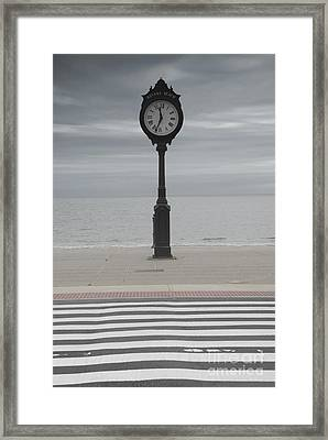 Revere Beach Framed Print by Juli Scalzi