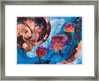 Reverence Framed Print by Lisa Moses