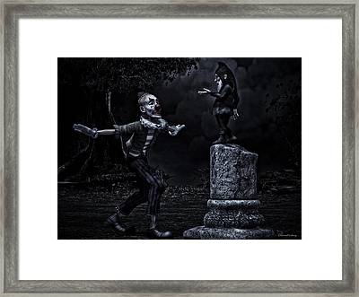 Reverence Framed Print