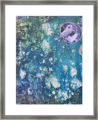 Reverie Framed Print by Megan Henrich