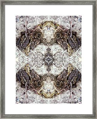 Reverted Captive Framed Print