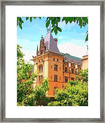 Revival Biltmore Asheville Nc Framed Print