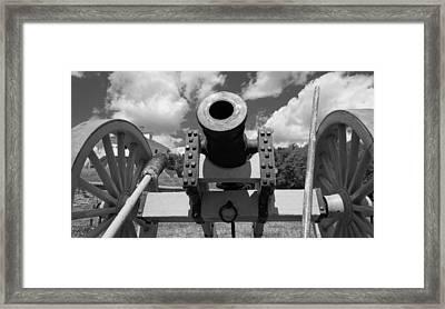 Revolt Framed Print by Kim Sanborn