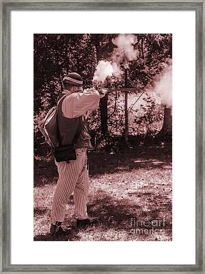 Revolution Framed Print by Elvis Vaughn