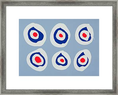 Revolver Framed Print by Colin Booth