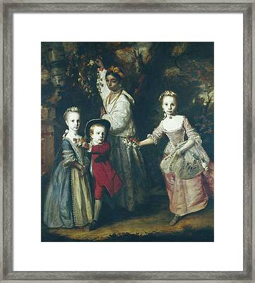 Reynolds, Sir Joshua 1723-1792. The Framed Print by Everett