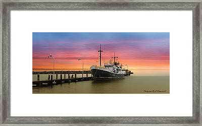 Rgb 0002 Framed Print by Kevin Chippindall