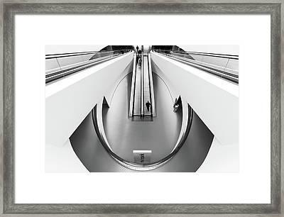 Rheinpark Framed Print