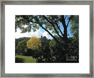 Rhineland Framed Print by TPD Art