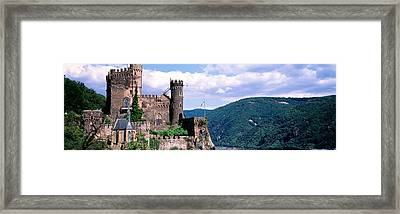 Rhinestone Castle Germany Framed Print by Panoramic Images
