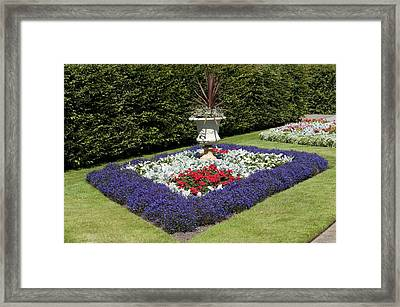 Rhs Wisley Garden, Surrey, Uk Framed Print by Science Photo Library
