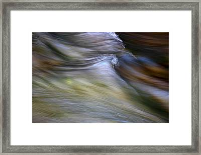 Rhythm Of The River Framed Print