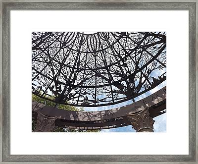 Rich In Beauty Framed Print