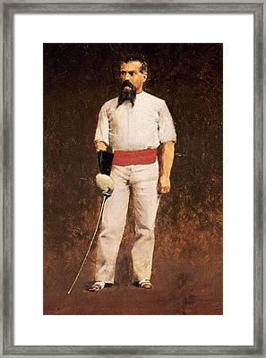 Richard Burton (1821-1890) Framed Print