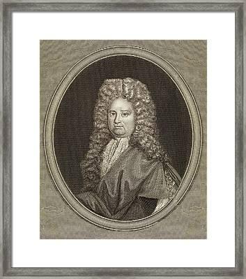 Richard Richardson Framed Print
