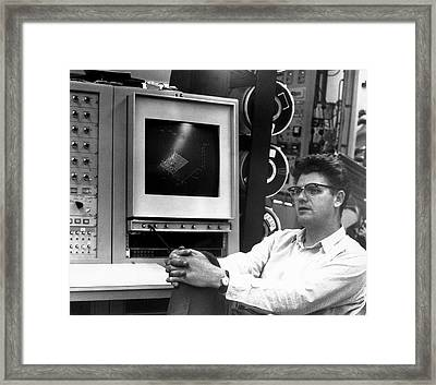 Richard Taylor Framed Print by Us Department Of Energy