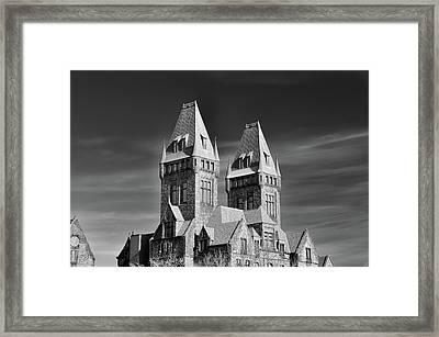 Richardson Building 3439 Framed Print
