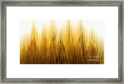 Riches Acsending Framed Print by Cristophers Dream Artistry