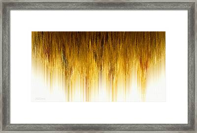 Riches Descending Framed Print by Cristophers Dream Artistry