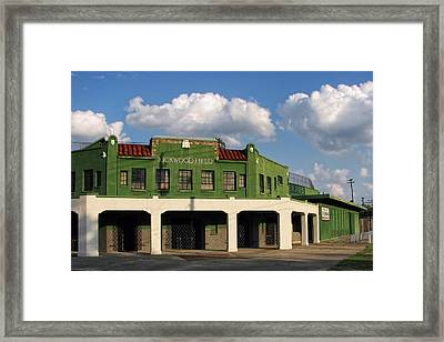 Rickwood Field Framed Print by Tom Gort