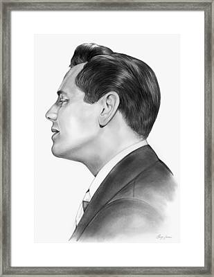 Ricky Ricardo Framed Print