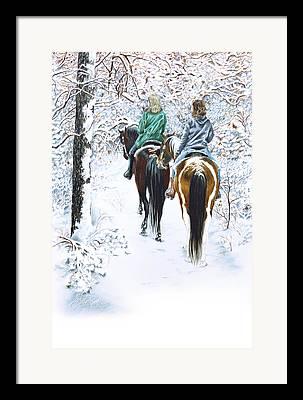 Fairieland Framed Prints