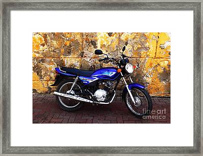 Ride Framed Print by John Rizzuto