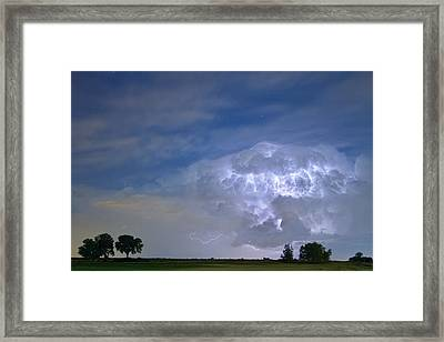 Riders On The Storm  Framed Print by James BO  Insogna