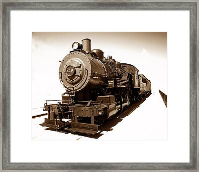 Framed Print featuring the photograph Riding The 410 by Raymond Earley