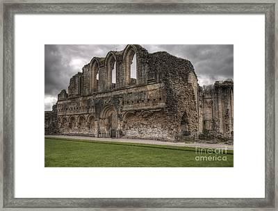 Rievaux Abbey Framed Print