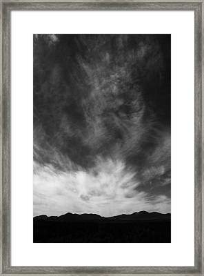 Right After Sunset Framed Print by Arkady Kunysz
