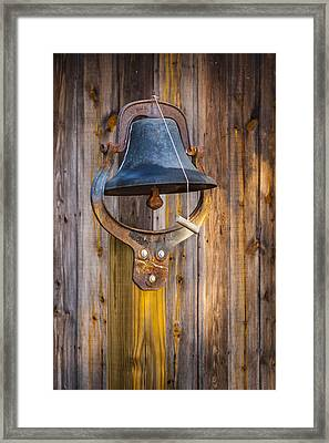 Ring My Tennessee Bell Framed Print