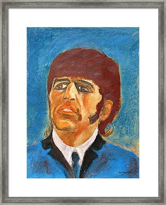 Ringo Framed Print by Tom Conway