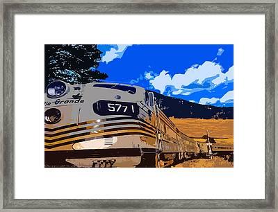 Rio 5771 Framed Print